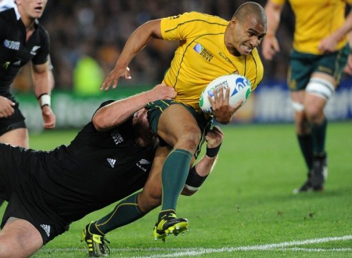 Since making his Test debut as a replacement against the All Blacks in 2009, Will Genia has earned 40 caps