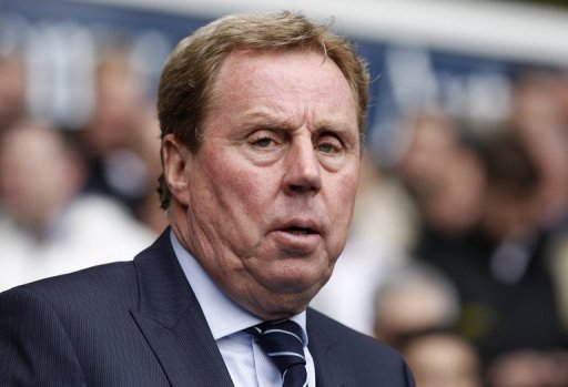Harry Redknapp, pictured in August 2012