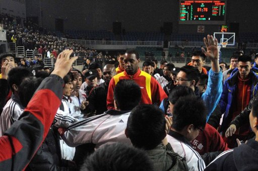 The hype surrounding Tracy McGrady has sent excitement soaring for the start of the Chinese Basketball Association (CBA)