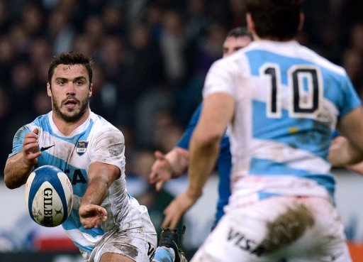 Argentina coach Santiago Phelan has made four changes to his team from the one that lost to France in Lille last week