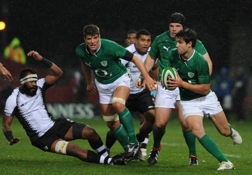 Ireland are on a run of five Test defeats in a row