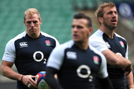 England, the 2015 World Cup hosts, are currently fifth in the International Rugby Board rankings