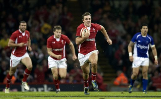 Wales have not won a match since early June when they beat the Barbarians