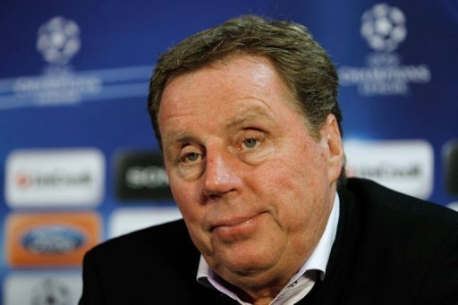 Harry Redknapp has agreed a two-and-a-half year deal with Queens Park Rangers
