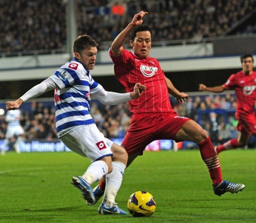 Queens Park Rangers' are rooted at the bottom of the Premier League after a 3-1 defeat to Southampton on November 17