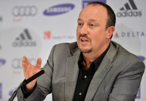 Rafael Benitez has been appointed Chelsea boss until the end of the season