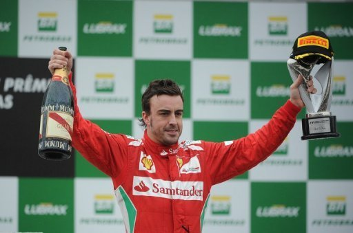 Fernando Alonso also insisted his campaign had been undermined at Spa and Suzuka
