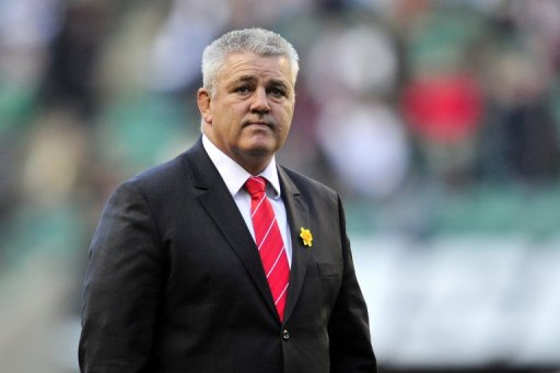 Wales' coach Warren Gatland, pictured in February