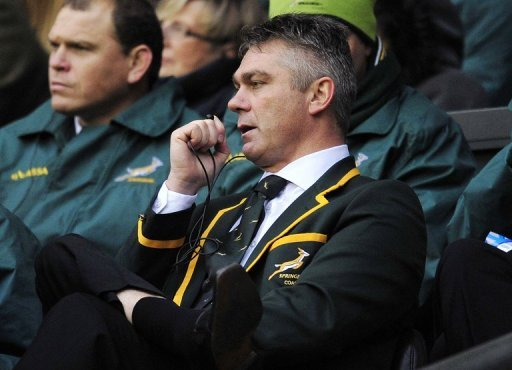 Heyneke Meyer  had traveled with an inexperienced team after injuries forced him to leave many senior players home