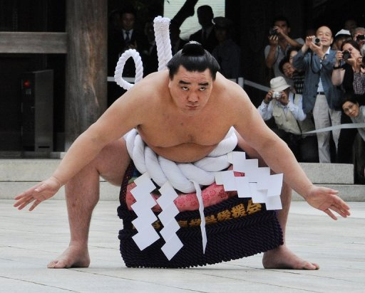 Harumafuji ended his first regular 15-day basho since his September promotion with a miserable nine wins and six losses