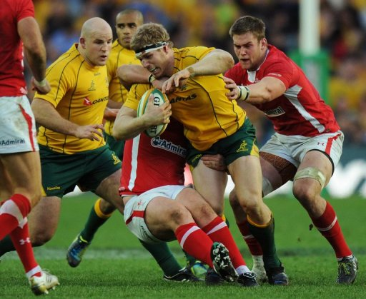 Wales lost the three-Test series to Australia in the summer, in a hard-fought campaign