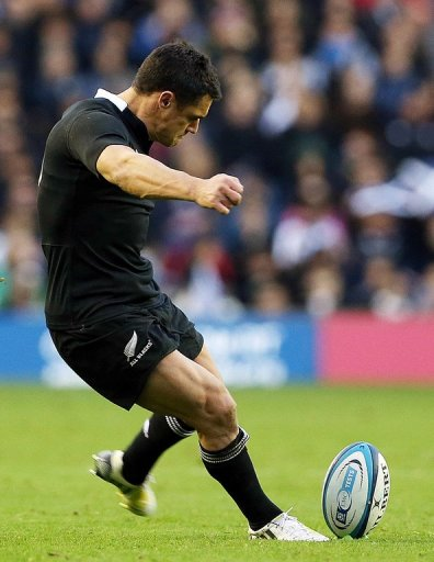 Dan Carter expects to be fit following Achilles and calf problems for this weekend's encounter