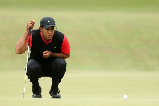 Tiger Woods' focus in 2013 will be on resuming his pursuit of Jack Nicklaus's record of 18 majors