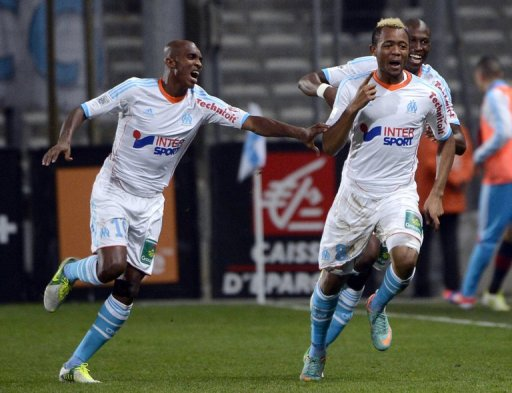 Marseille host Lyon in Wednesday's sole Ligue 1 clash in a game postponed from last month because of bad weather