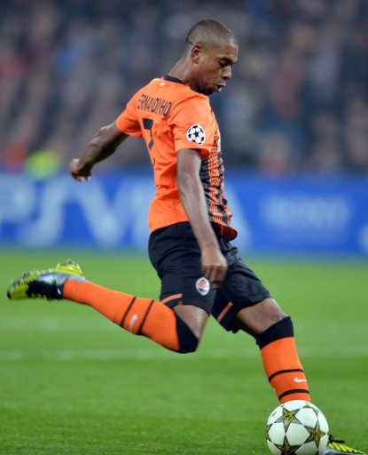 Fernandinho admitted money was the main driving force for young Brazilian players in their transfer moves to Europe