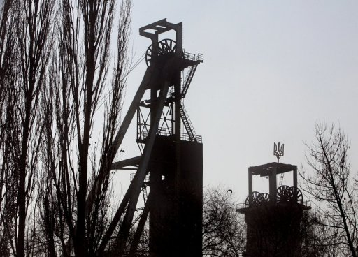 Donetsk, founded by Welsh industrialist John Hughes in the 19th century, is a major mining centre