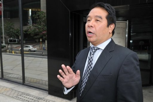 Former hairdresser-turned-football tycoon Carson Yeung is on trial on money-laundering charges