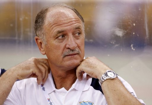Felipe Scolari's reappointment as Brazil coach is set to be announced tomorrow