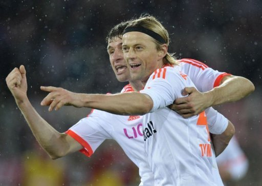 Bayern Munich made sure of the three points when Anatoliy Tymoschuk netted their second on 79 minutes
