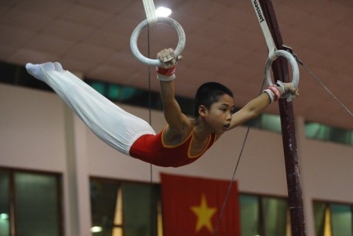 Vietnam expects 10,000 athletes and coaches from 45 nations and territories to flock to the country for the Asian Games