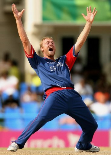 A former fast-bowling all-rounder, Andrew Flintoff has denied his foray into boxing is a gimmick