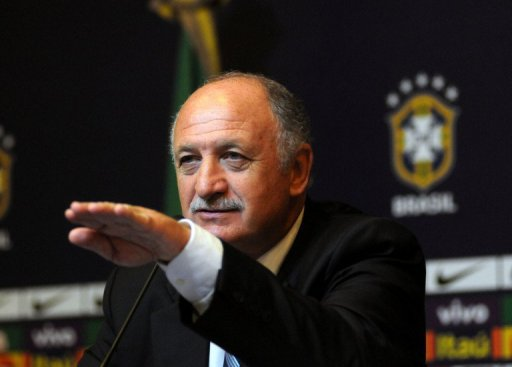 Scolari returned to the post on Thursday