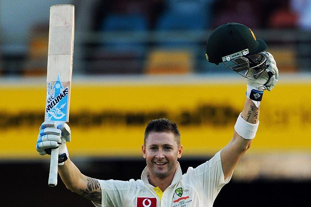 Michael Clarke : Captain Courageous