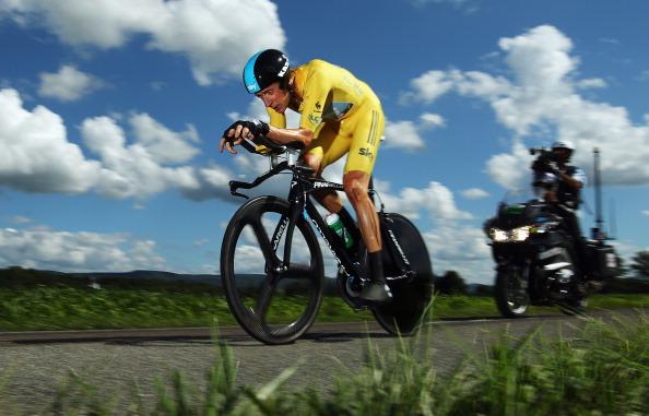 Le Tour de France 2012 - Stage Nine