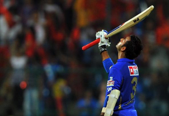 Rajasthan Royals batsman Ajinkya Rahane