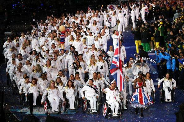 2012 London Paralympics - Opening Ceremony