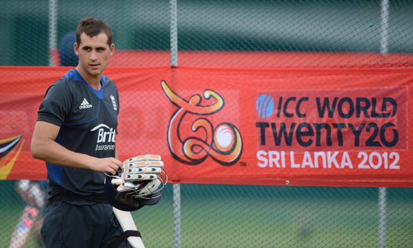 File Photo: Alex Hales.
