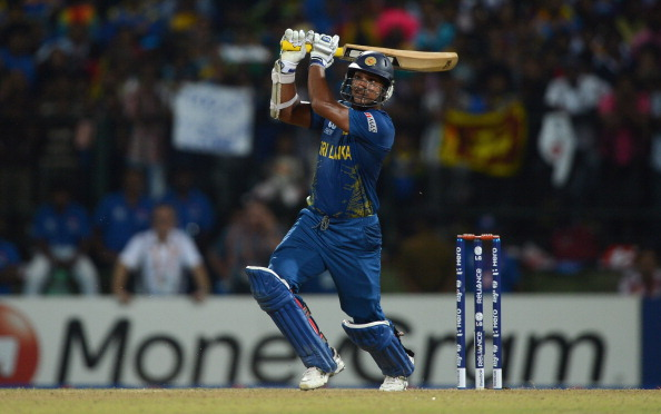 Sri Lanka v West Indies - ICC World Twenty20 2012: Super Eights Group 1