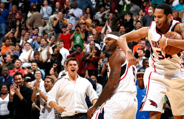 Josh Smith and the Hawks have pleasantly surprised us all.