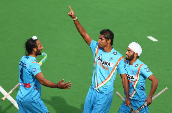2012 Champions Trophy - Day 4