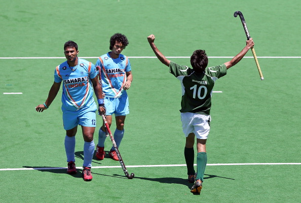 2012 Champions Trophy - Day 6