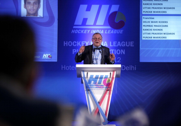 Hockey India League Players? Auction