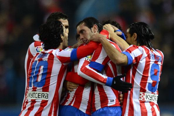 ..who still beat Celta Vigo thanks to a goal from Adrian