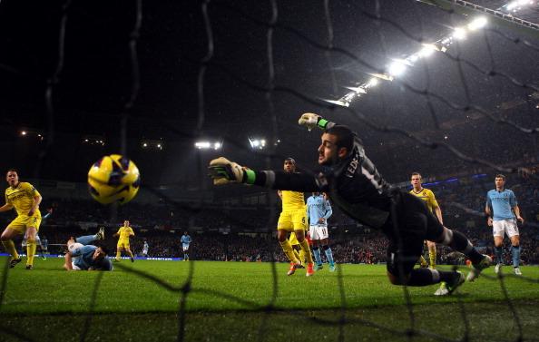 Manchester City v Reading - Premier League
