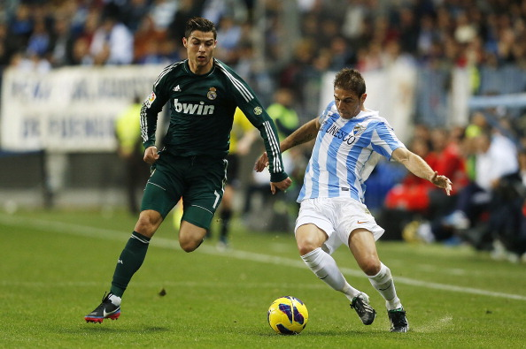 .. and Ronaldo failed to inspire an overrun Real Madrid