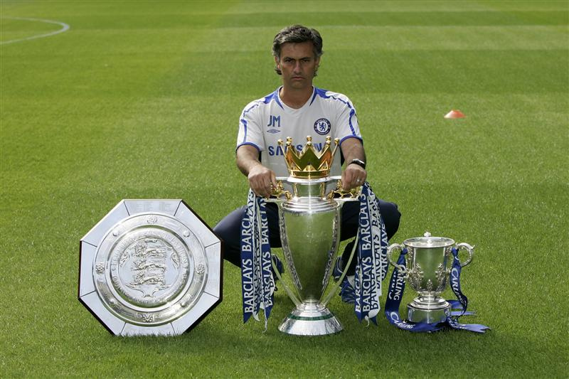 Fan favorite Jose Mourinho was made to leave even after being very successful