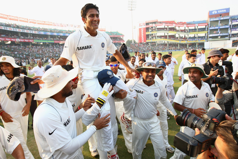 3rd Test - India v Australia: Day 5