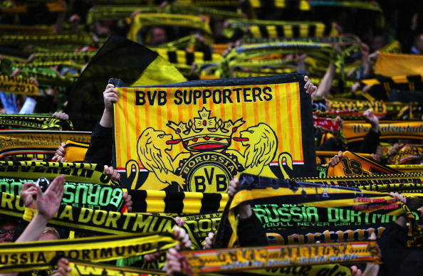Manchester City FC v Borussia Dortmund - UEFA Champions League