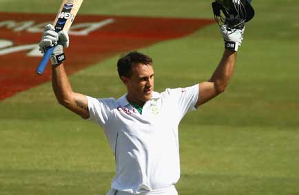Du Plessis : Innings of the year