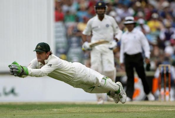 Third Test - Australia v India: Day 3