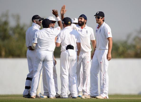 Haryana v England: Tour Match - Day Four