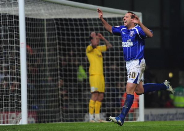 Ipswich Town v Burnley - npower Championship