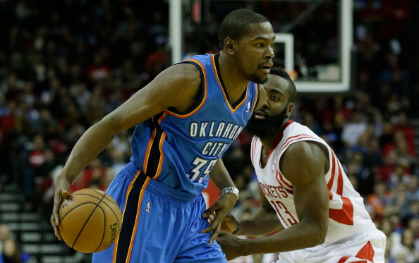 Oklahoma City Thunder v Houston Rockets