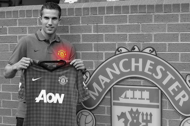 SAF promised that United won't lose on goals this season and no better way to show you intent than signing RvP!