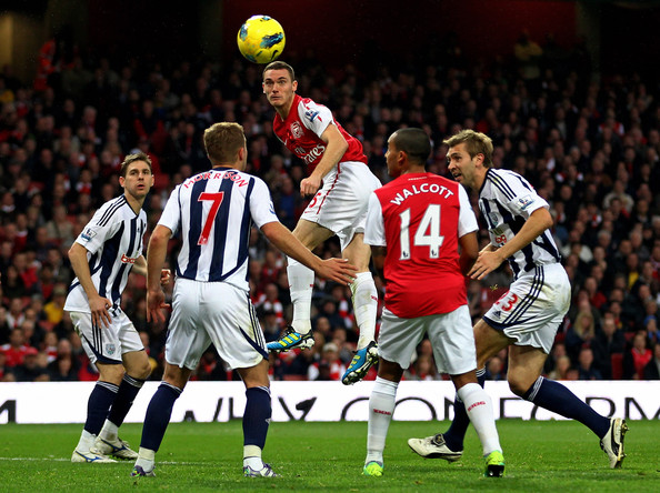 Image result for arsenal vs west brom