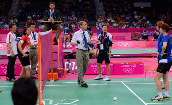 Olympics Day 4 - Badminton